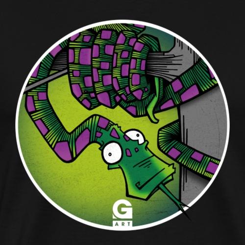 GIGGJOTT animatti anacorda - Maglietta Premium da uomo
