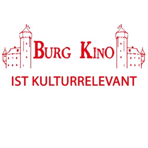 Burg Kino ist Kulturrelevant - Männer Premium T-Shirt