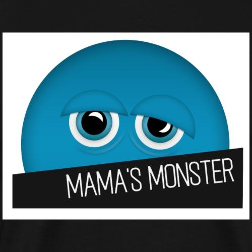emmilino Mama blau - Männer Premium T-Shirt