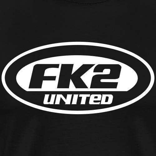 FK2 United Productos - Camiseta premium hombre