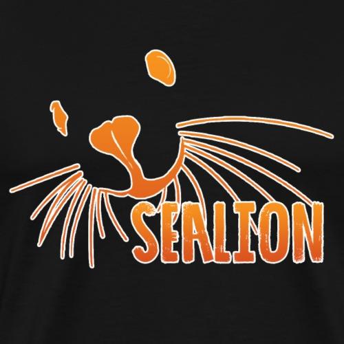 OTARIE Orange - T-shirt Premium Homme