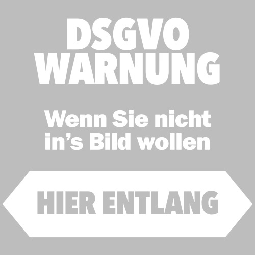 DSGVO-Video weiß VORNE - Männer Premium T-Shirt
