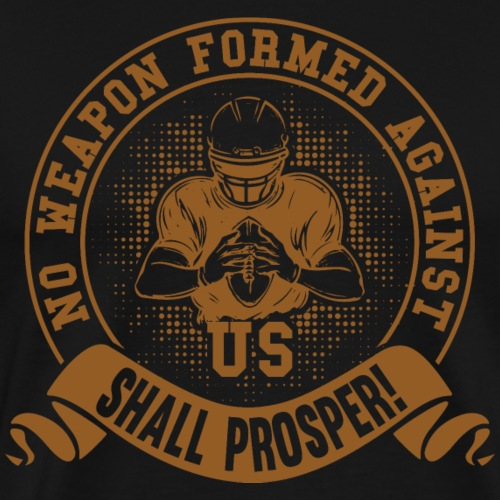 American Football - Männer Premium T-Shirt