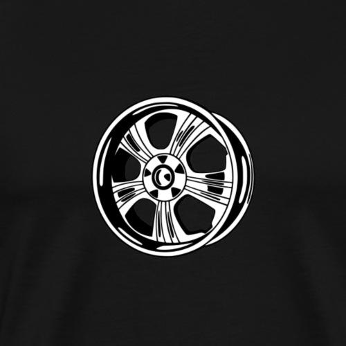 Jantes Alu King Tole - T-shirt Premium Homme