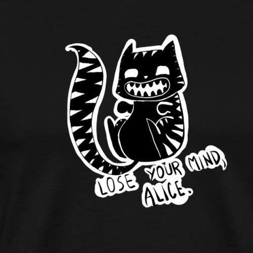 Alice au pays das merveilles - T-shirt Premium Homme