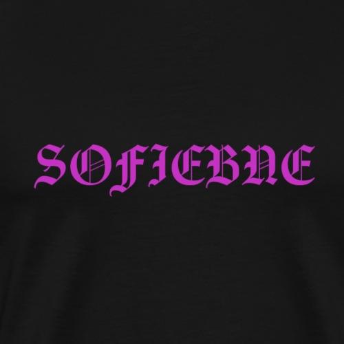 sofiebne - Herre premium T-shirt