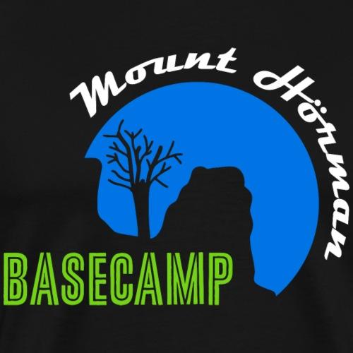 Mount Hörman Basecamp - Männer Premium T-Shirt