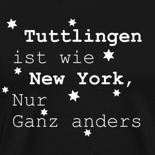 Tuttlingen - Männer Premium T-Shirt