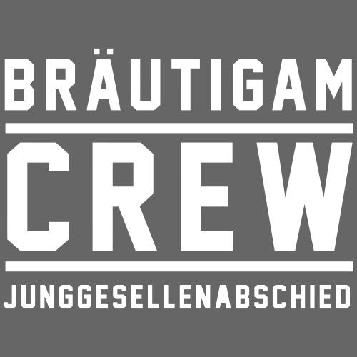 Bräutigam Crew Junggesellenabschied - Männer Premium T-Shirt