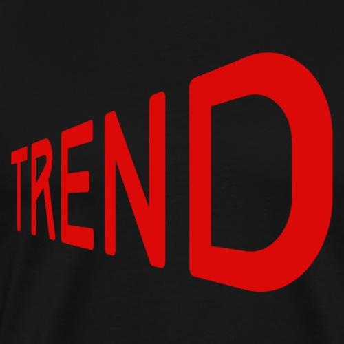 TREND - T-shirt Premium Homme
