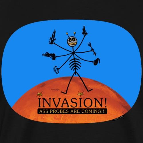 VJocys Invasion Mars - Men's Premium T-Shirt