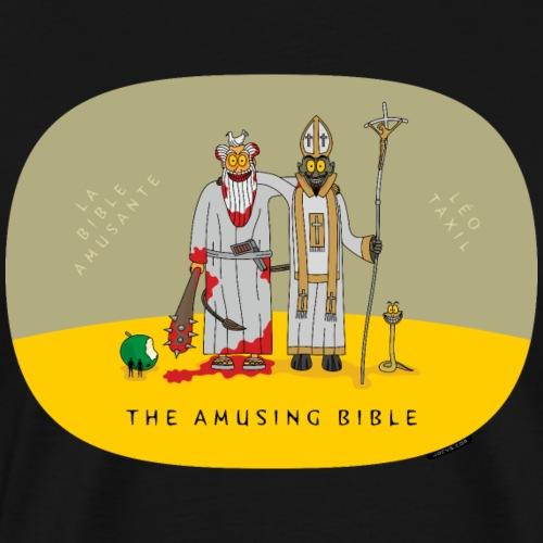 VJocys Devil Pope - Men's Premium T-Shirt