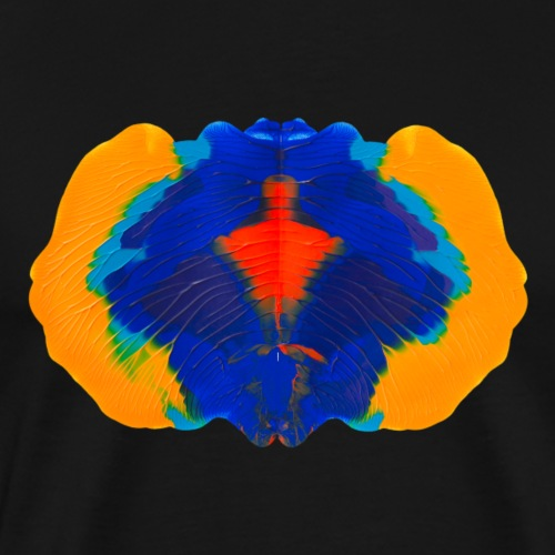 Tintenklecks Rorschach Geist Kreativität
