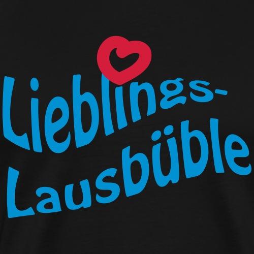 Lieblings-Lausbüble - Männer Premium T-Shirt