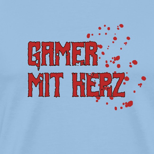 Gamer with heart