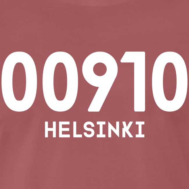 00910 HELSINKI