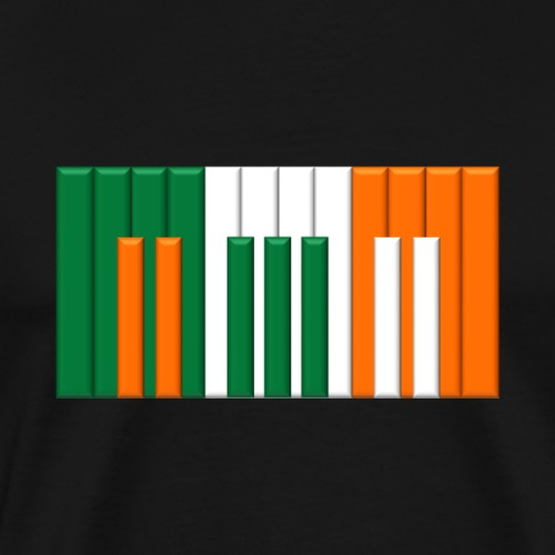 IRISH KEYBOARD - Men's Premium T-Shirt