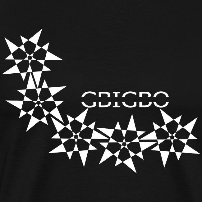 GBIGBO zjebeezjeboo - Rock - Pointy Stars
