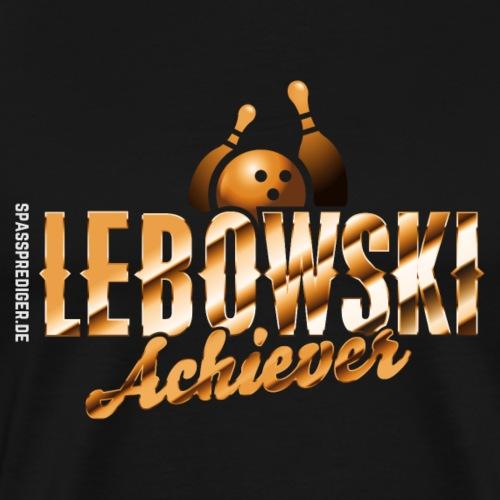 Lebowski Achiever, Kupfer - Männer Premium T-Shirt