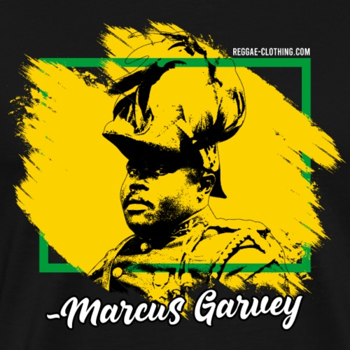 MARCUS GARVEY by Reggae-Clothing.com - Männer Premium T-Shirt