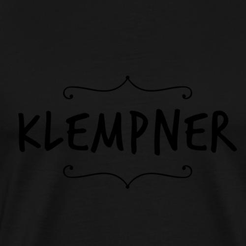Klempner - Männer Premium T-Shirt