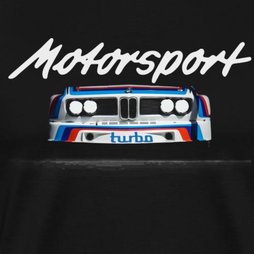 motorsport shirt - Men's Premium T-Shirt