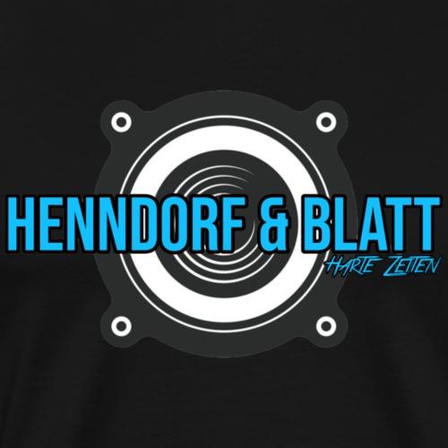 Henndorf & Blatt Kollektion - Männer Premium T-Shirt