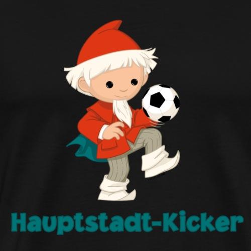 Sandmännchen Hauptstadt-Kicker - Männer Premium T-Shirt