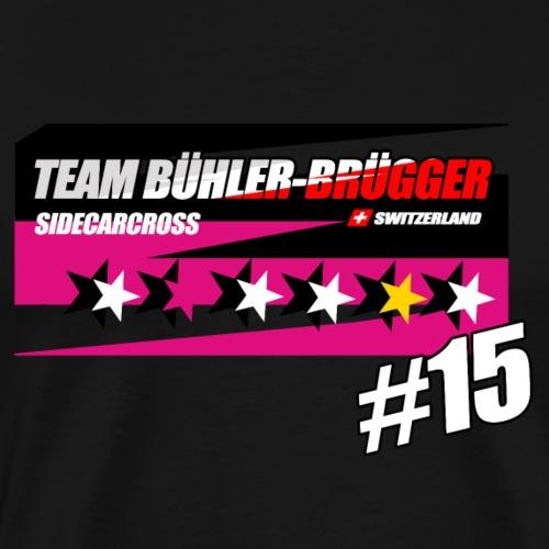 Team Bühler-Brügger - Männer Premium T-Shirt