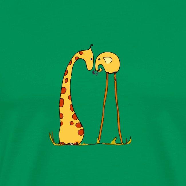 Maglietta San Valentino Tenera | con Animali