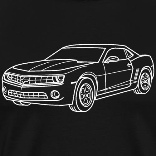 Chevy Camaro - T-shirt Premium Homme