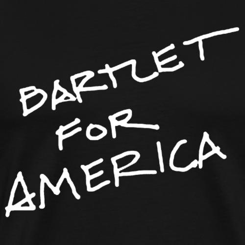 Bartlet For America - Men's Premium T-Shirt