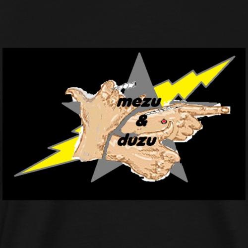 duzumezulogo2 1 2 - Männer Premium T-Shirt