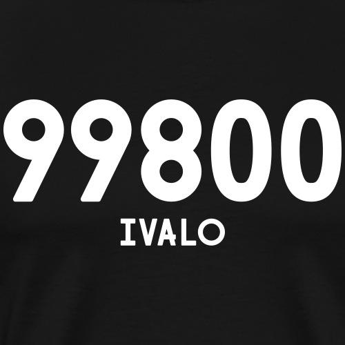 99800 IVALO - Miesten premium t-paita