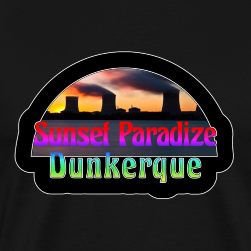 dunkerque - T-shirt Premium Homme
