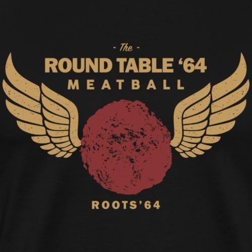 MEATBALL - Mannen Premium T-shirt