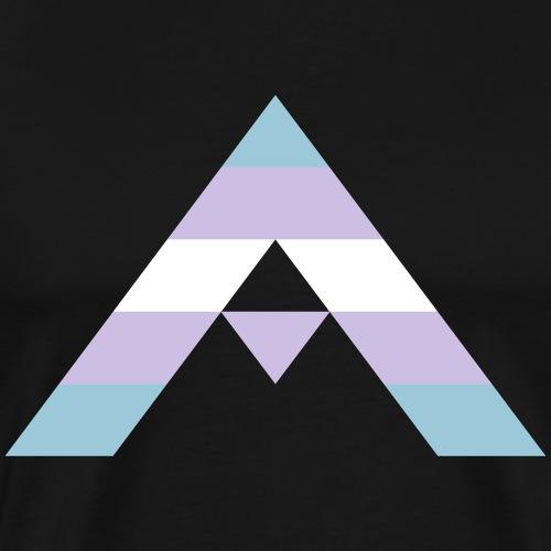 shirt_ally_trans - Premium-T-shirt herr