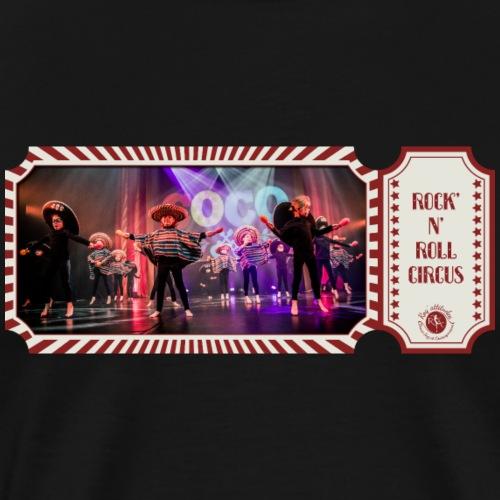 Coco Dia Muertos N009 - R - T-shirt Premium Homme