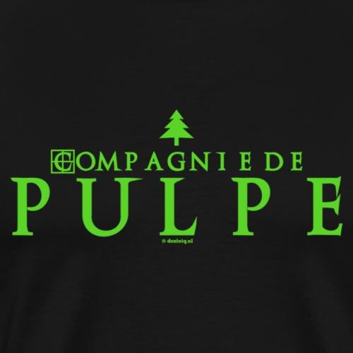 Compagnie de Pulpe - Mannen Premium T-shirt