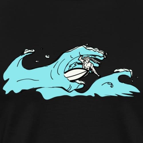 Escape from Poseidon - Männer Premium T-Shirt