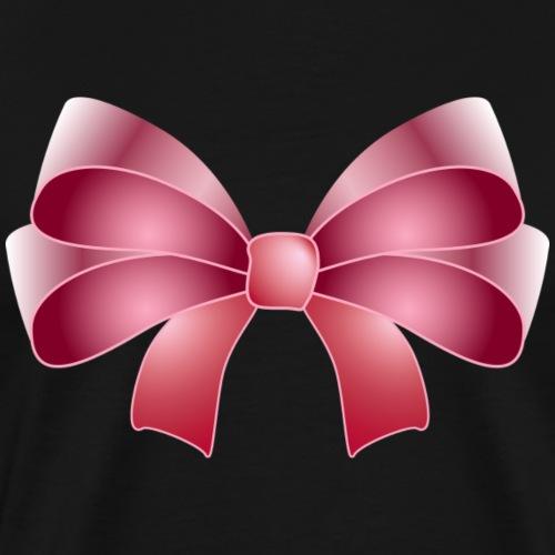 Schleife - Männer Premium T-Shirt