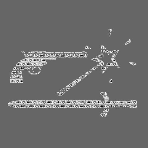 Pistole, Zauberstab und Schwert - Männer Premium T-Shirt