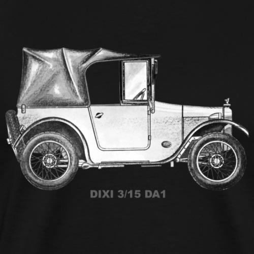 Dixi 3/15 DA1 - Männer Premium T-Shirt