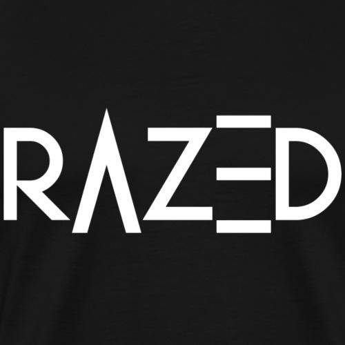 Razed: Version 1 - Men's Premium T-Shirt