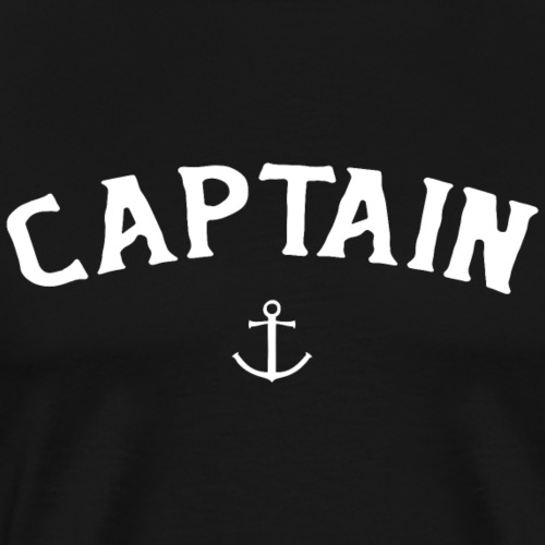 Captain Anchor Sea - Männer Premium T-Shirt