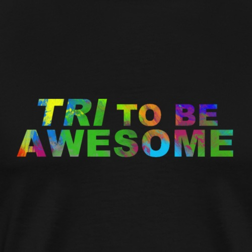 Tri to be Awesome Color