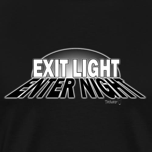 Exit Light - Men's Premium T-Shirt
