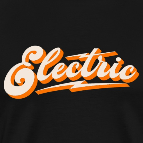 electric - T-shirt Premium Homme