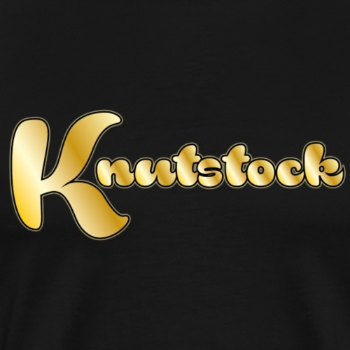 KnutstockAnniversaryLogo - Männer Premium T-Shirt