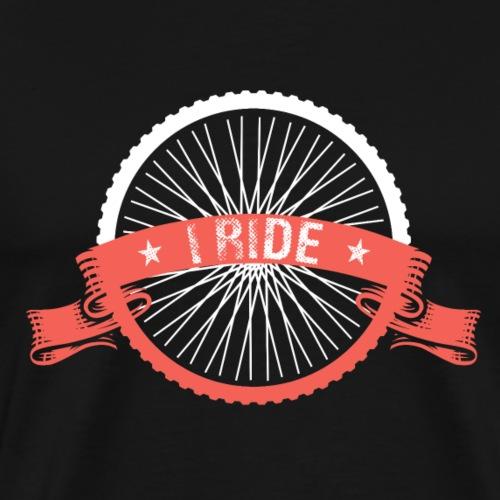 Fahrrad T-Shirt Vintage